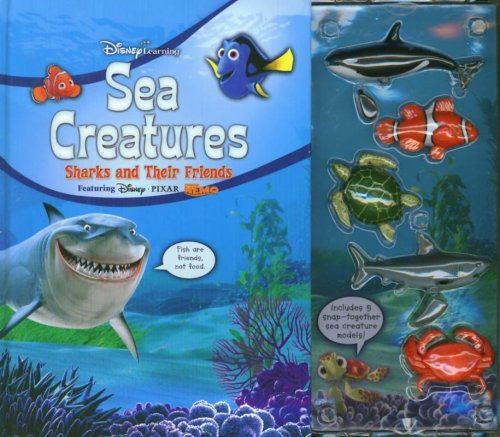 Disney Sea Creatures (Disney Learning)