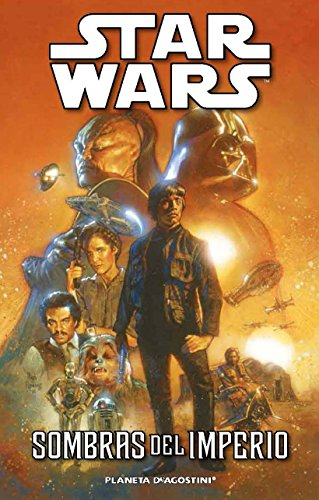 Star Wars Omnibus. Sombras Del Imperio (STAR WARS SOMBRAS DEL IMPERIO)