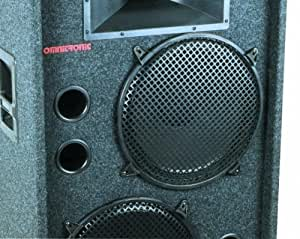 Lautsprechergitter 25,4cm