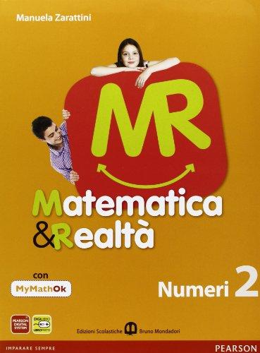 Matematica e realtà. Con N2/F2-MyMathOK. Per la Scuola media. Con DVD. Con espansione online