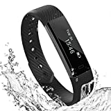 Fitness band, IP67 Impermeabile, IP67 waterproof, Sport Fitness, Activity Tracker Braccialetto...