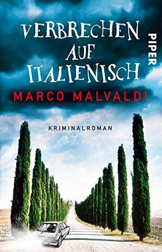Verbrechen auf Italienisch: Kriminalroman
