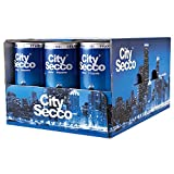 60 Dosen City City Secco Perlwein 10.5% Vol. 60 x 200ml