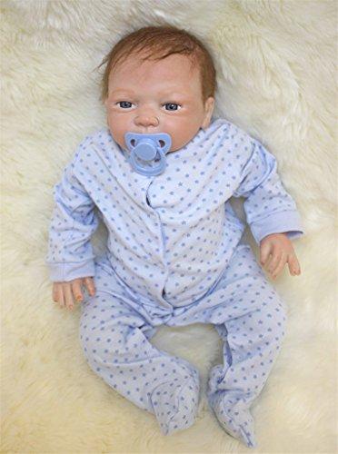 Terabithia Mi pequeño Cacahuete Real Reborn Baby Doll