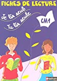 Telecharger Livres Je lis seul tu lis seule Fiches de lecture CM1 (PDF,EPUB,MOBI) gratuits en Francaise