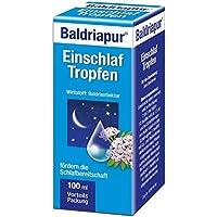 Bad Heilbrunner Baldriapur Einschlaftropfen, 100 ml preisvergleich bei billige-tabletten.eu