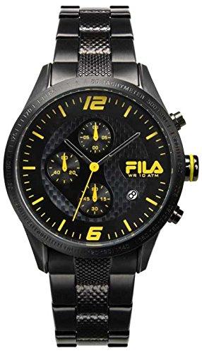 Fila   -Armbanduhr  Chronograph  Quarz Edelstahl FILA38-001-004