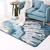 carpet Waschbar Vakuum Dauerhafte Teppich Weich und Bequem Teppich Schlafzimmer Couchtisch...