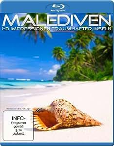 Malediven - HD Impressionen traumhafter Inseln [Blu-ray]