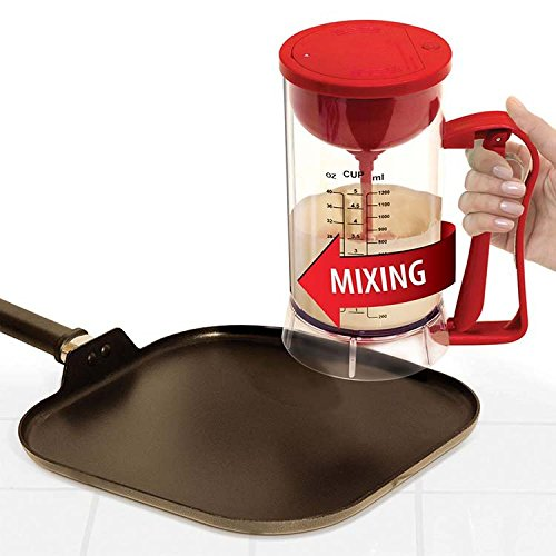 51ozcHU5mvL. SS500  - Handy Gourmet Automatic Cordless Electric Pancake Machine