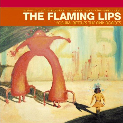 Yoshimi Battles The Pink Robots (U.S. Version)