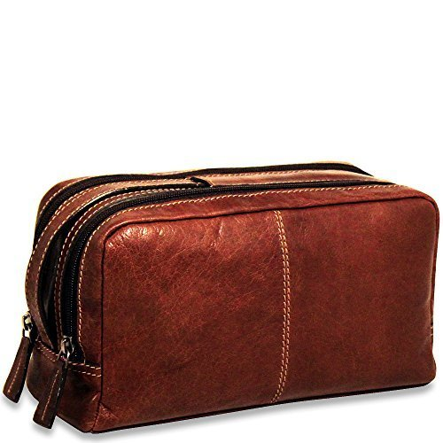 jack-georges-voyager-leather-2-zip-toiletry-bag-brown-by-jack-georges