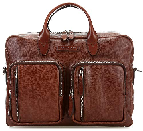 The Bridge Bolgheri Aktentasche Leder 39 cm Laptopfach