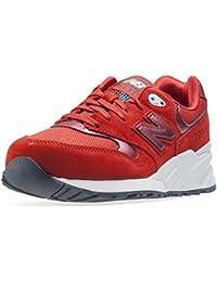 Calzado deportivo para mujer, color Rojo , marca NEW BALANCE, modelo Calzado Deportivo Para Mujer NEW BALANCE WL999 CEB Rojo
