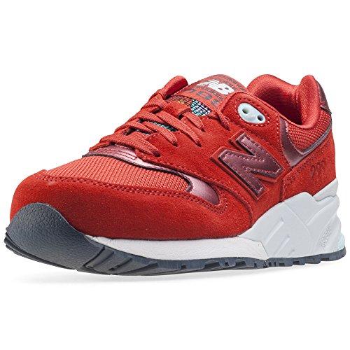Sport scarpe per le donne, colore Rosso , marca NEW BALANCE, modello Sport Scarpe Per Le Donne NEW BALANCE WL999 CEB Rosso Red