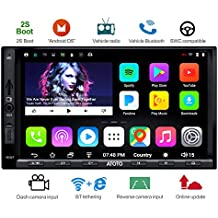 ATOTO A6 2DIN Autoradio Stereo - Navigatore -Android - Dual Bluetooth - Standard A6Y2710SB 1G/16G Car Entertainment Multimedia Radio,WiFi/BT Tethering internet
