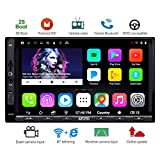 ATOTO A6 Android 2DIN Autoradio Stereo Navigatore Dual Bluetooth - Standard A6Y2710SB 1G+16G Car Entertainment Multimedia Radio,WiFi/BT Tethering internet -Supporta SD da 256GB