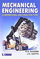Mechanical Engineering (Conventional and Objective Type): Conventional and Objective Types (2.BOOK)