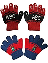 Babeezworld Baby Girl   Boy Soft Feel Winter Hand Gloves (Kids Combo Pack  of 2 cce12c5a8