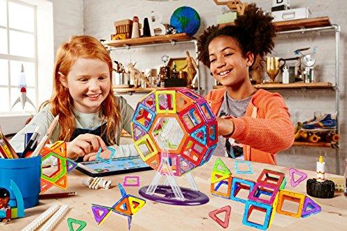 Blocs de Construction Magnétiques - Cadeaux de pour Les Enfants - Blocs de constructions ...