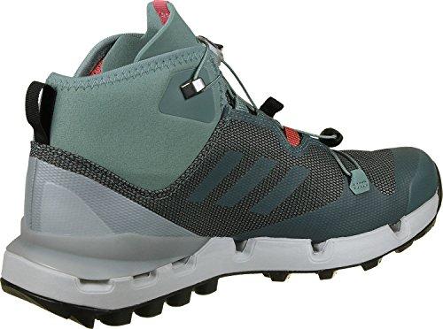 verde Sapatos Senhoras Adidas Multifuncionais Acevap Acevap Rostac Verde Desempenho UTnvUxF