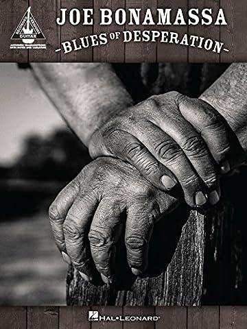 Joe Bonamassa - Blues of Desperation Songbook