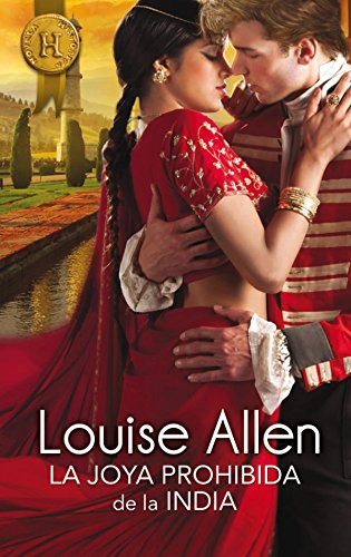 La joya prohibida de la India de Louise Allen