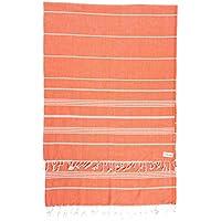 Bersuse 100% Algodón - Anatolia XL Toalla turca de manta - Cama multiusos o colchón