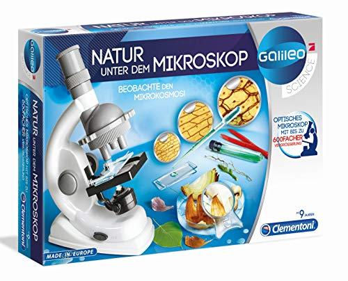 Clementoni Natur Mikroskop Galileo