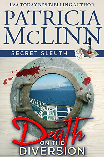 Book cover image for Death on the Diversion (Secret Sleuth Book 1)