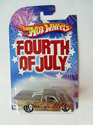 Hot Wheels Chevy S-10 Pro Stock Fourth Of July 1:64