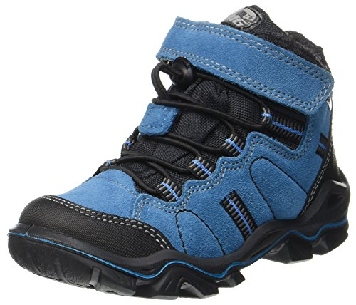 Primigi Jungen Pptgt 8648 Hohe Sneaker, Blau (Baltic/Gr.Sc/Ne), 29 EU
