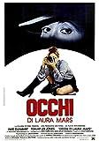 Eyes Of Laura Mars (Aka Occhi Di Laura Mars) Italian Poster Faye Dunaway 1978. �Columbia/Courtesy Everett Collection Movie Poster Masterprint (11 x 17)