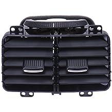 Ensamblaje para puerta trasera OEM con rejilla para salida de aire compatible con VW Volkswagen Jetta Mk5 Golf MK5 MK6 GTI.