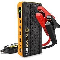 Arrancador de Coche, Car Rover Jump Starter 14000mAh 800A Peak Current Bateria Externa Banco de energía Cargador de Booster de arranque para el Ordenador Portátil Smartphone Tablet