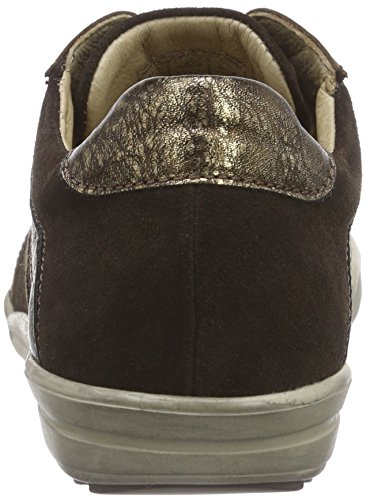 Josef Seibel Dany 42, Low-Top Sneaker donna Marrone (Braun (328 moro/kombi))
