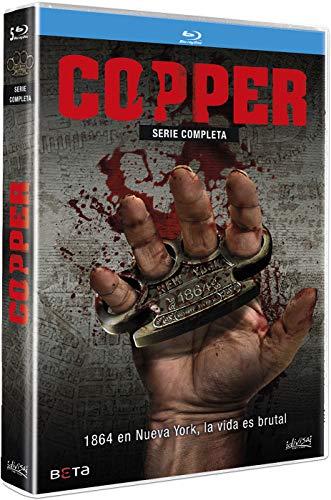 Copper (Serie Completa)