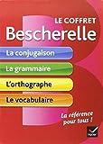 Image de Le coffret Bescherelle: conjugaison, grammaire, orthographe, vocabulaire