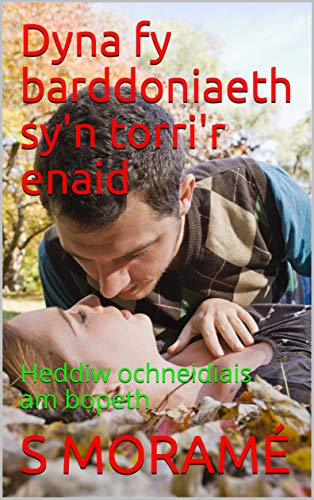 Dyna fy barddoniaeth sy\'n torri\'r enaid: Heddiw ochneidiais am bopeth (Welsh Edition)