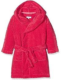 Calvin Klein Modern Cotton Robe, Albornoz para Niñas