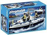 Playmobil - Lancha de vigilancia (5263)