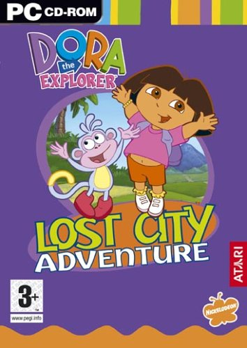 Dora The Explorer - Lost City Adventure (PC) Test