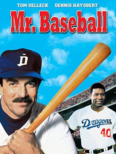Mr. Baseball (Dragons-baseball-team)