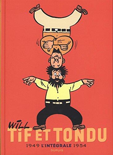 Tif et Tondu, Intégrale 1949-1954 :