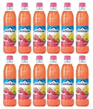 Adelholzener Orange Pink Grapefruit 12x0,5l