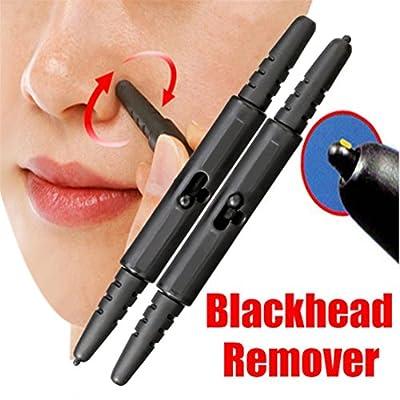 happy event Stift Typ Make-up Stick Mitesserentferner | Mitesser Extraktoren | Akne Entferner | Porenreiniger | Pen Type Makeup Nose Extractor Stick Blackhead Remover Acne Pore Cleaner