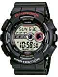 Casio Herren G-Shock Watch, Schwarz
