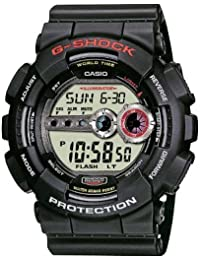 Casio GD-100-1AER G-Shock Men Watch, Grey