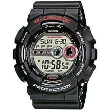 Casio G-Shock GD-100-1AER - Reloj de cuarzo para hombres, color negro