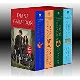 The Outlander Series Bundle: Books 1, 2, 3, and 4: Outlander, Dragonfly in Amber, Voyager, Drums of Autumn